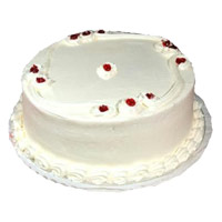 Free Cake Delivery in Mumbai for 2 Kg Vanilla Cake