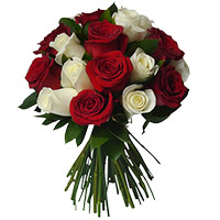White Roses Delivery in Mumbai