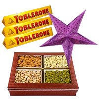Order Christmas Gifts to Mumbai