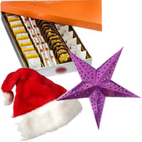 Deliver Christmas Gifts to Mumbai
