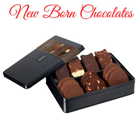 New Born Chocolates to Mumbai