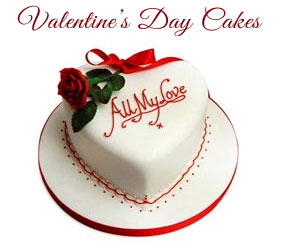 online valentines day cakes to navi mumbai