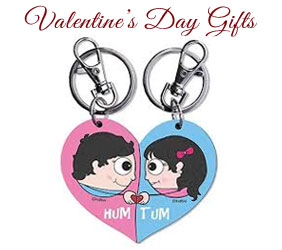 Deliver Valentine's Day Gifts in Mumbai